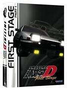 Initial D DVD