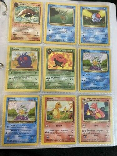 200+ Original Pokemon Card Lots - Vintage Wotc Sets!! 1st Edition, Rare, Holo
