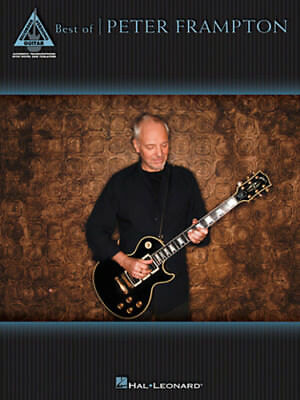 PETER FRAMPTON GUITAR TAB / TABLATURE   / **BRAND NEW** / BEST OF PETER