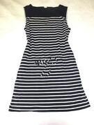 JCrew Nautical Dress