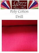 Burgundy Cotton Fabric