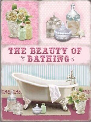 Schönheit Bad Seifen (Das Schönheits- von Baden,Heim Badezimmer Damen Rosa Bade Seife ,Klein)