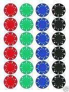 Edible Poker Chips