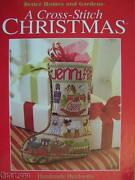 Christmas Cross Stitch Books