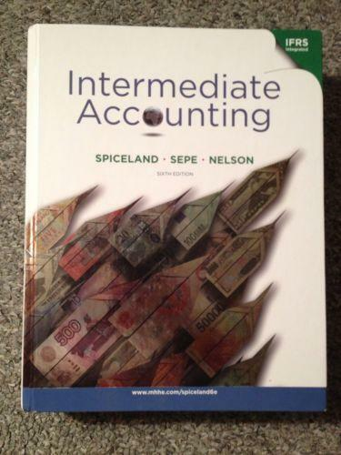 Intermediate accounting spiceland books ebay fandeluxe Choice Image