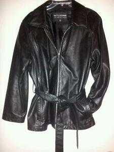 aea41908d Brown Leather Coats & Jackets for Women for sale | eBay