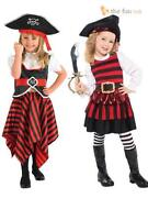Pirate Costume Toddler Girl