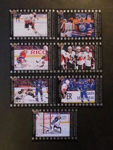 2015-2016 Upper Deck Tim Horton's Checklist Complete Set