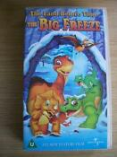 The Land Before Time VHS