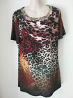Evening, Occasion Leopard Tops & Blouses for Women