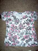 Women Flower Top