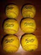 12 Softballs