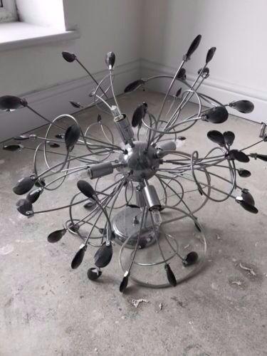Brand New BHS Designer Modern Contemporary Light RRP £185 Unwanted