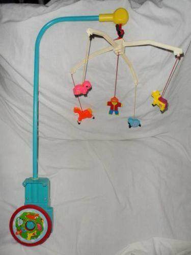 Vintage Fisher Price Mobile Ebay