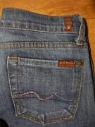 7 Seven for All Mankind Size 30