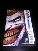 Batman 1 1st Print