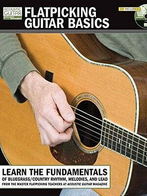 - NEW - Flatpicking Guitar Basics: Acoustic Guitar Private Lessons