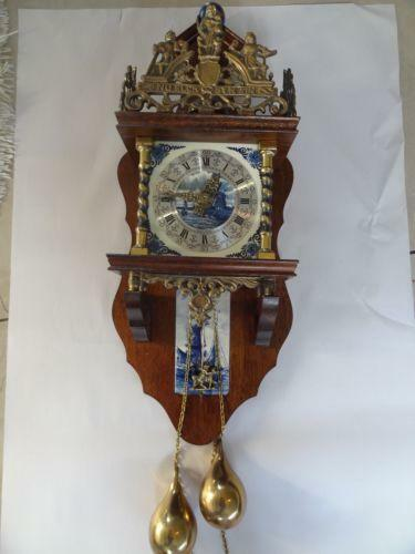 Holland Clock Ebay