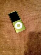 iPod Nano 4th Generation Green
