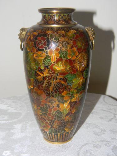 Foo Dog Vase Ebay
