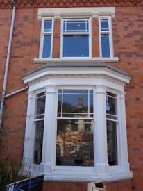 SASH WINDOWS SUPPLIED & FITTED