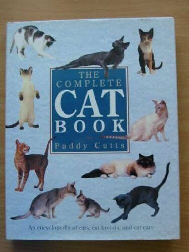 THE COMPLETE CAT BOOK.,Paddy. Cutts