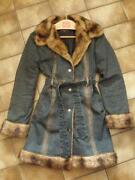 Damen Mantel 38