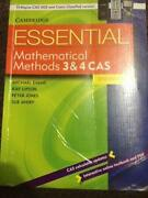 Essential Mathematical Methods