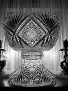 Punch Bowl Pedestal