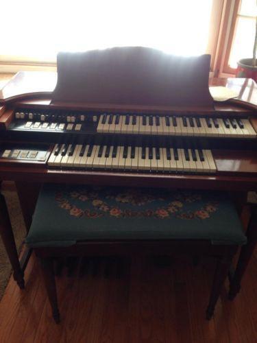 List of Hammond organs