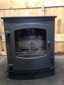 SERVICED CHARNWOOD COVE TWO 11KW MULTIFUEL STOVE