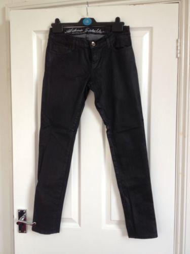 f9d6cd57 Waxed Jeans | eBay