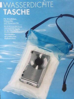 Wasserdichte Handy Tasche Schutzhülle Beutel für iPhone Samsung Kamera  (Iphone-kamera Wasserdicht)