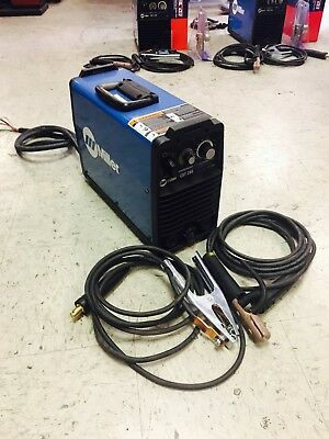 Miller Cst 280 Sticktig Welder With Leads