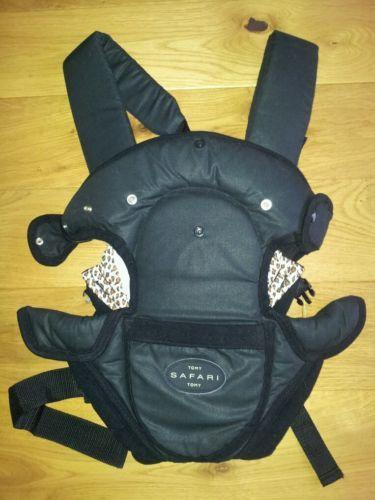 Tomy Safari Baby Carrier Ebay