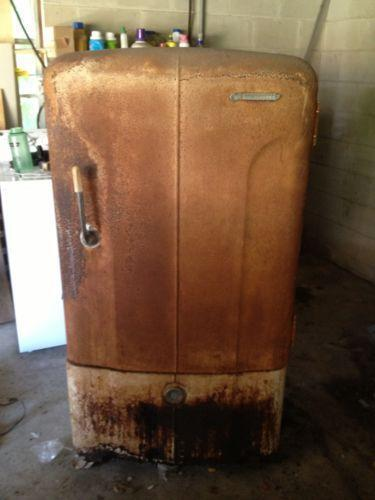 Antique Refrigerator | eBay
