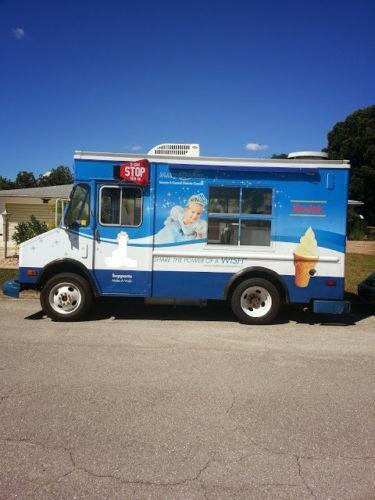 Used Ice Cream Trucks Ebay