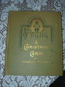 A Christmas Carol First Edition