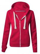 Boys Plain Zip Hoodies
