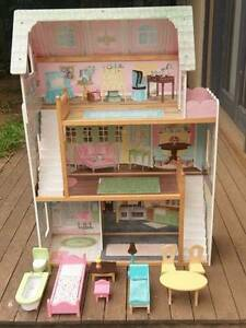 Doll House with Furniture Mount Barker Mount Barker Area Preview