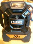 Ridgid Radio
