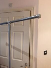 Classy and sturdy JOHN LEWIS Clothes Rail, RRP £65