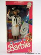 Navy Barbie