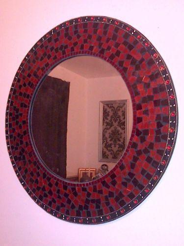 Mosaic Mirror Ebay