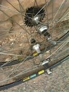 Campagnolo Record Wheelset