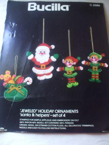 Christmas Stocking Craft Kits