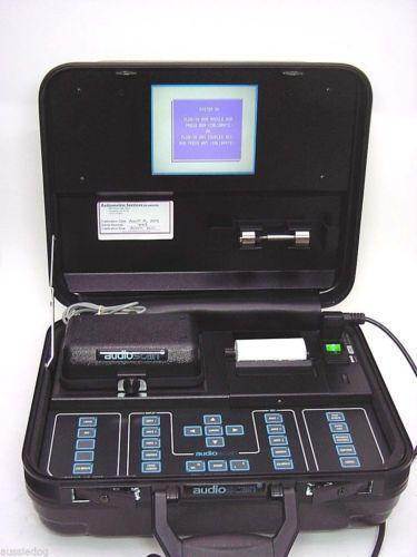 welch allyn audiometer instructions