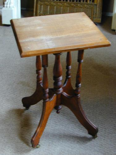 end tables vintage antique side table ebay 3570