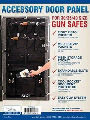 Liberty Accessory Door Panel Organizer Pistol Kit 30-35-40 Gun Safes Vault