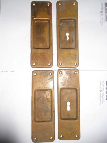 Antique Pocket Door Hardware Ebay